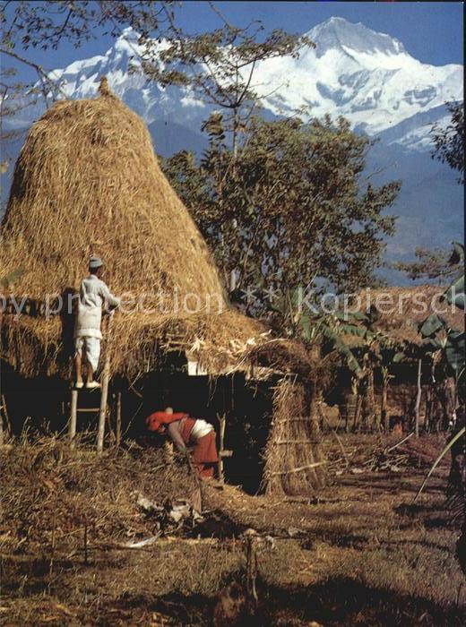 Nepal Mount Annapurna Kat. Nepal