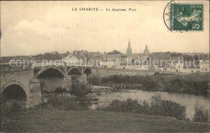 La Charite sur Loire Le deuxieme Pont Kat. La Charite sur Loire