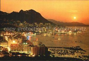 Hong Kong Fliegeraufnahme  Kat. Hong Kong