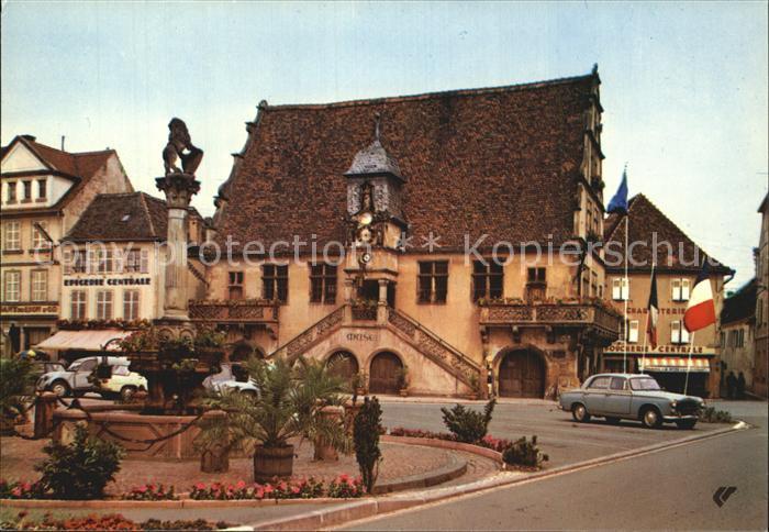Molsheim Place de Hotel de Ville  Kat. Molsheim