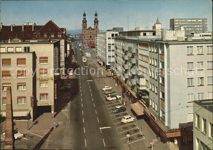 Mainz Grosse Bleiche