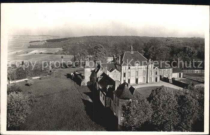 Mondement Montgivroux Chateau et les marais de Saint Gond Kat. Mondement Montgivroux