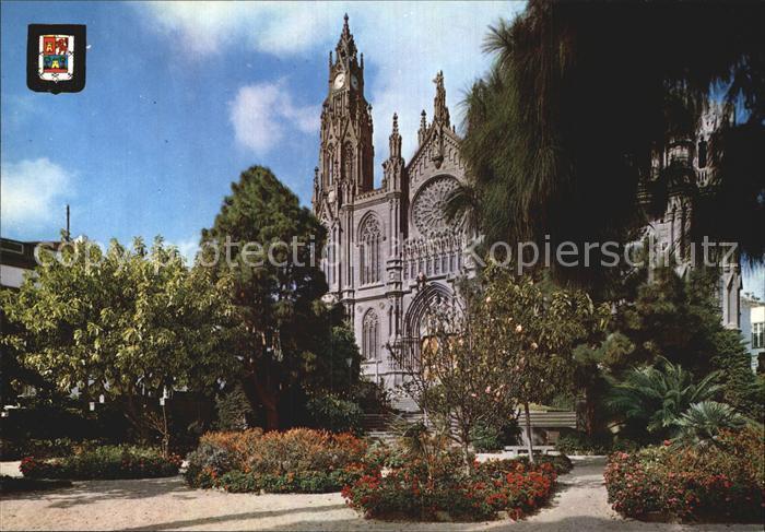 Arucas Gran Canaria Kathedrale Kat.