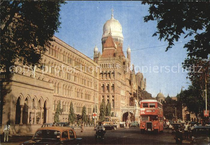 Bombay Mumbai Municipal Corporation Building