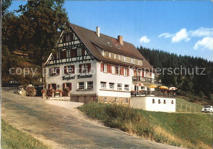 Sasbachwalden Brandmatt