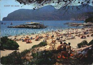Camp de Mar Strand Kat. Andratx Mallorca