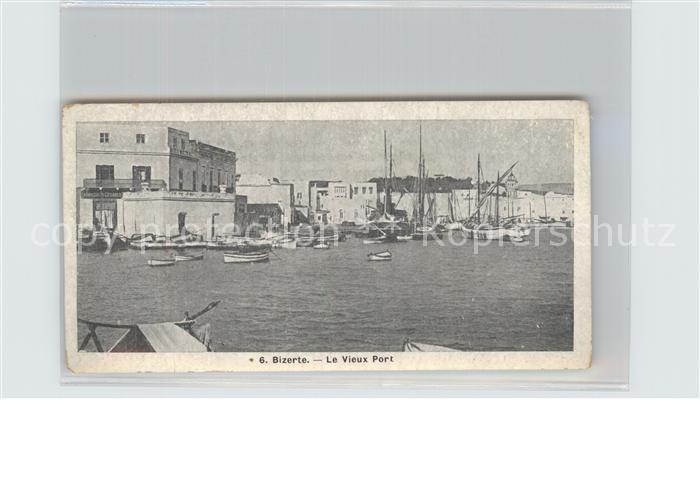 Bizerte Le Vieux Port Kat. Tunesien