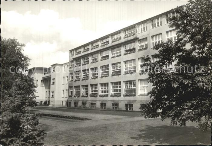 Bad Lippspringe Sanatorium St Josefshaus Kat. Bad Lippspringe