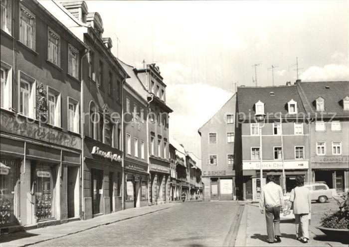 Glauchau Markt Kat. Glauchau