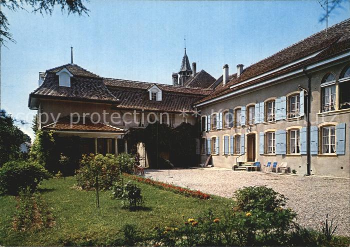 Constantine Avenches Chateau de Constantine Maison de vacances et convalescence Kat. Constantine