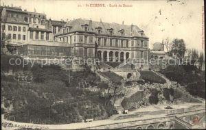 Saint Etienne Loire Ecole de Dessin Kat. Saint Etienne