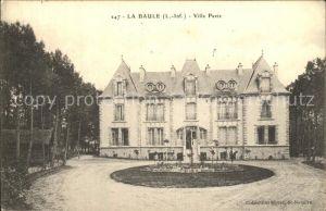 La Baule Atlantique Villa Pavie Kat. La Baule Escoublac