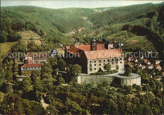 Kulmbach Plassenburg Kat. Kulmbach