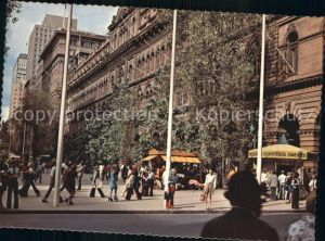Sydney New South Wales Martin Place Sydney Plaza Kat. Sydney