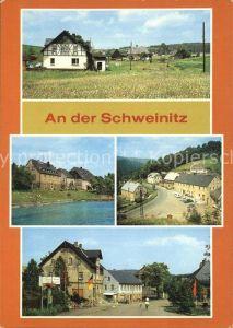 Schweinitz Elster Deutscheinsiedel Bruederwiese Ferienheim Erich Weinert Kat. Jessen