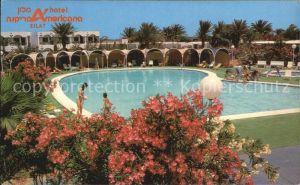 Eilat Americana Hotel mit Pool Kat. Eilat