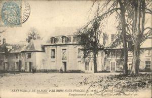 Briis-sous-Forges Sanatorium de Bligny x / Briis-sous-Forges /Arrond. de Palaiseau
