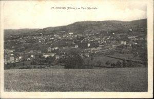 Cours-la-Ville Vue Generale x / Cours-la-Ville /Arrond. de Villefranche-sur-Saone