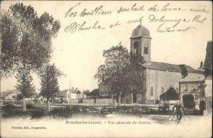 Breuches Vue generale du Centre Eglise x / Breuches /Arrond. de Lure