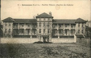 Limeil-Brevannes Pavillon Villemin / Limeil-Brevannes /Arrond. de Creteil