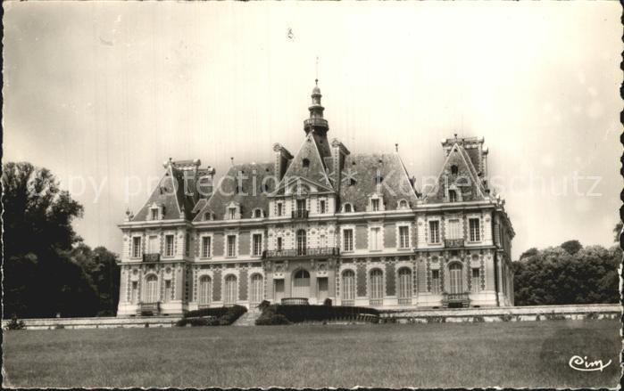 Beville le Comte Chateau de Baronville Kat. Beville le Comte