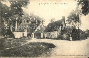 Jouy d Eure et Loir Moulin de la Roche Kat. Jouy