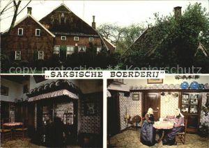 Borculo Gelselaar Saksiche Boerderij Kat. Niederlande