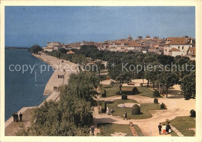 Viana do Castelo Park am Meer Avenida Marginal Kat. Viana do Castelo