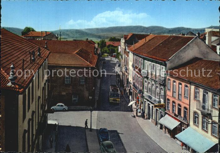 Guarda Portugal Rua de Alves Rocadas Kat. Guarda