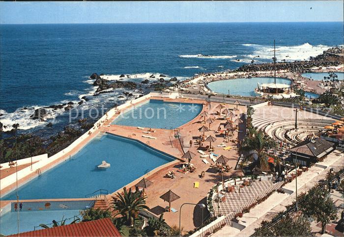 Piscina puerto de la cruz piscinas de agua salada lago for Piscina municipal puerto de la cruz