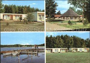 Milmersdorf Uckermark Ahrensdorf Erholungsheim VEB Leuna Werke Walter Ulbricht