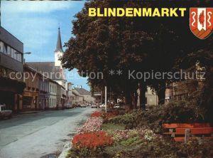 Blindenmarkt Ortsansicht Kat. Blindenmarkt