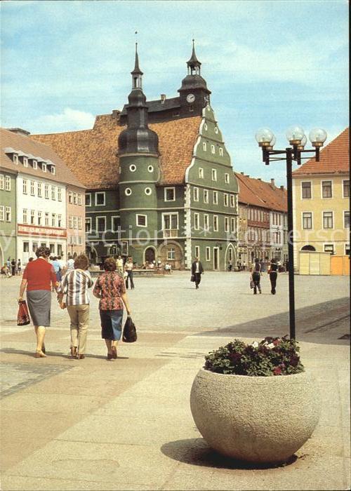 Hildburghausen Markt Kat. Hildburghausen