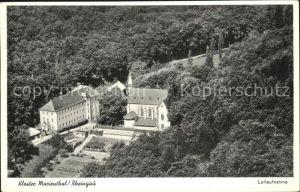 Oestrich Winkel Kloster Marienthal Fliegeraufnahme Kat. Oestrich Winkel
