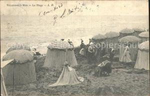 Villers sur Mer La Plage Strand Kat. Villers sur Mer