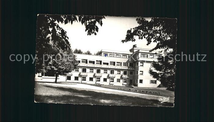 La Tronche Clinique Georges Dumas Kat. La Tronche