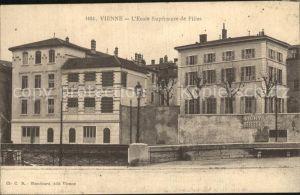 Vienne Isere Ecole superieure de filles Kat. Vienne