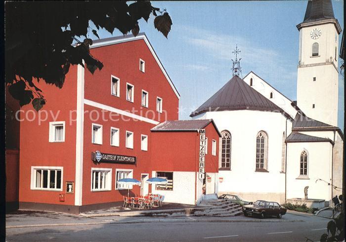 Perlesreut Gasthof Karl Pleintinger  Kat. Perlesreut