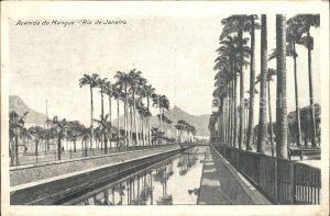 Rio de Janeiro Avenida do Mangue Kat. Rio de Janeiro