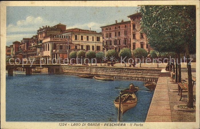 Peschiera Lago di Garda Il Porto