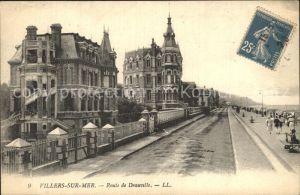 Villers sur Mer Route de Deauville Kat. Villers sur Mer