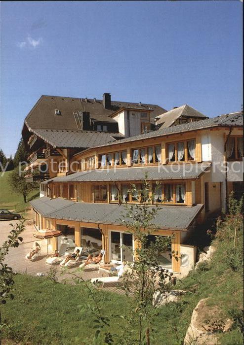 Niederwasser Hoehen Hotel Gasthof Schoene Aussicht Kat Hornberg