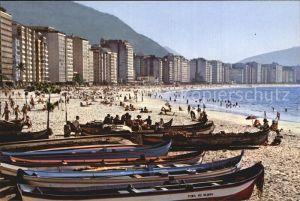 Rio de Janeiro Praia de Copacabana Kat. Rio de Janeiro