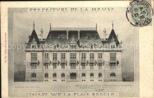 Bar le Duc Lothringen Schloss Kat. Bar le Duc