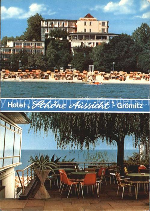 Groemitz Ostseebad Hotel Schoene Aussicht Kat Groemitz