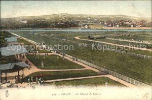 Vichy Allier Le Champ de Courses Kat. Vichy
