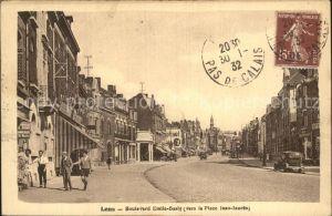 Lens Hainaut Boulevard Emelie Basly Kat.