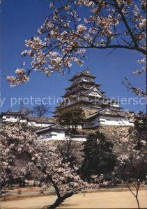 Himeji The Himeji Castle Hyogo Prefecture Kat. Himeji