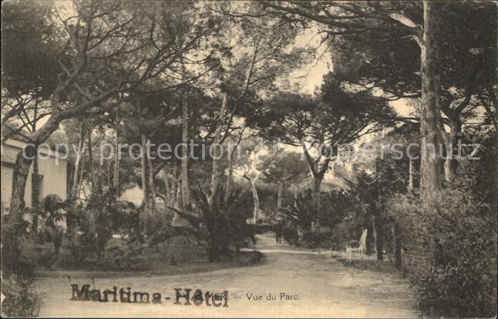 La Croix Valmer Maritima Hotel Park Kat. La Croix Valmer