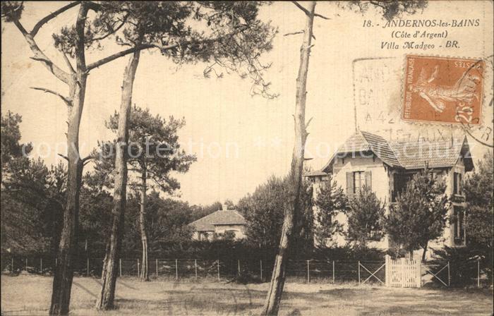 Andernos les Bains Villa Madgeo Kat. Andernos les Bains